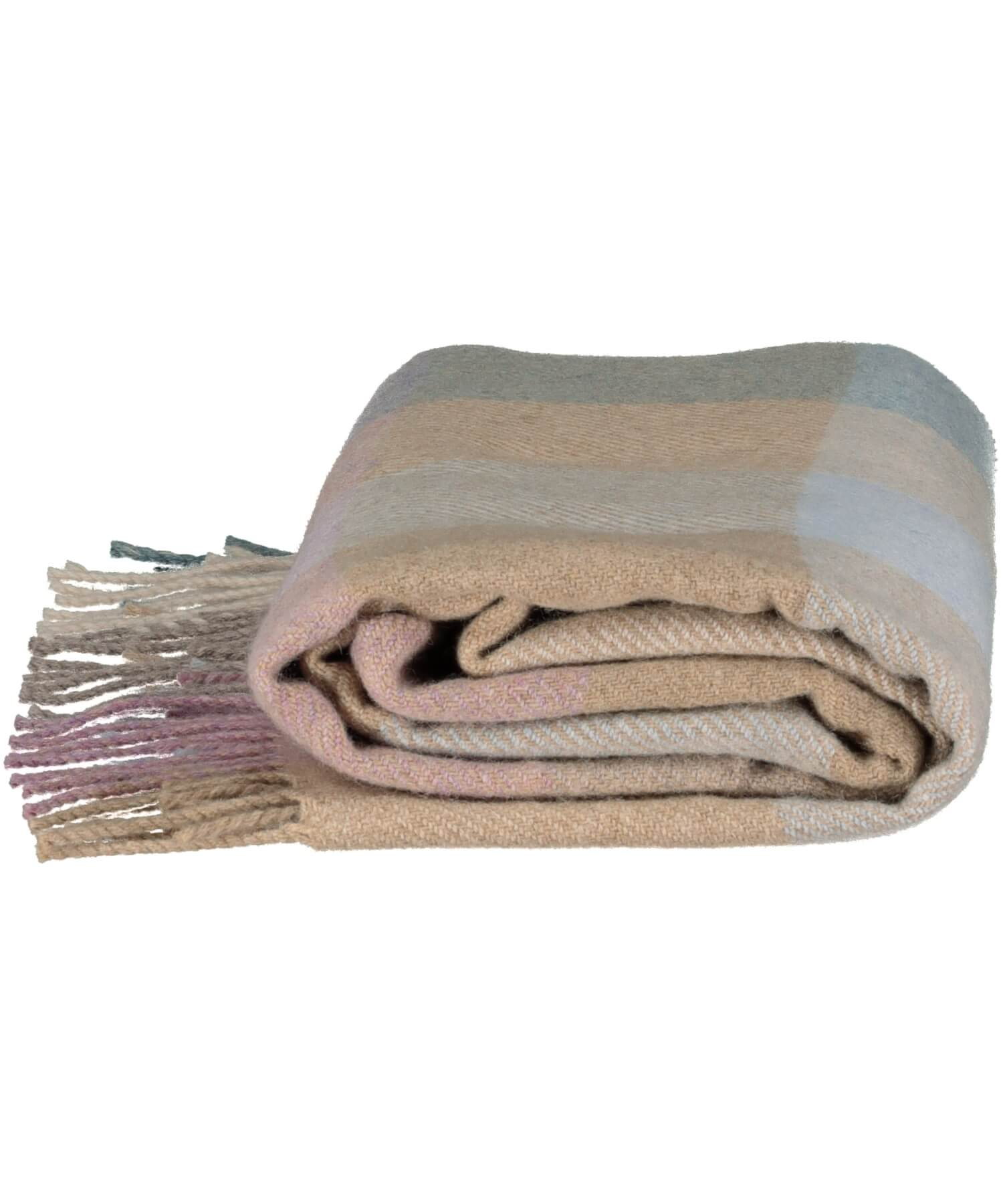 Lambswool Pashmina - Coastal - [McNutts] - Ladies Scarves & Gloves - Irish Gifts