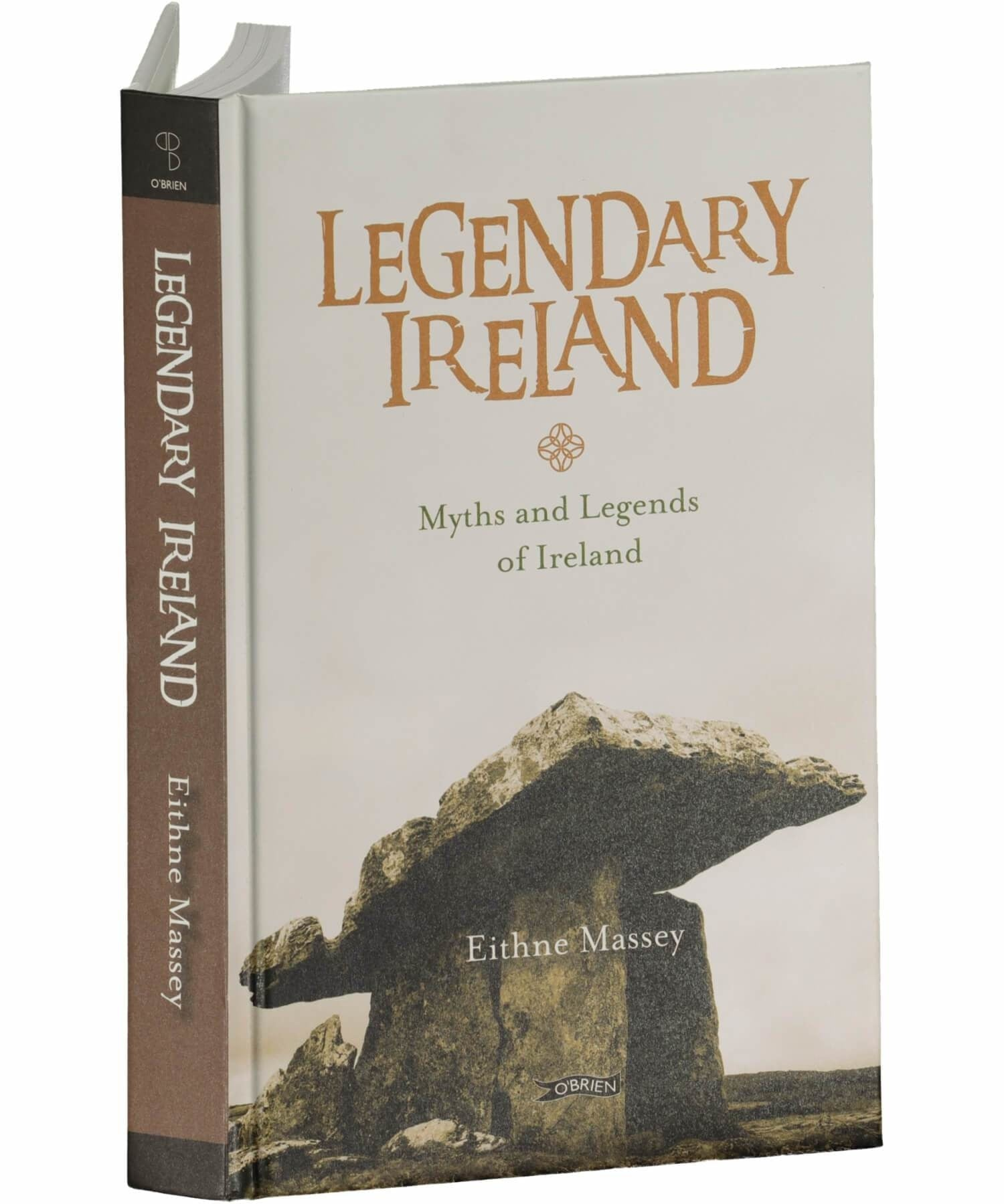 Legendary Ireland - [The O'Brien Press] - Books & Stationery - Irish Gifts