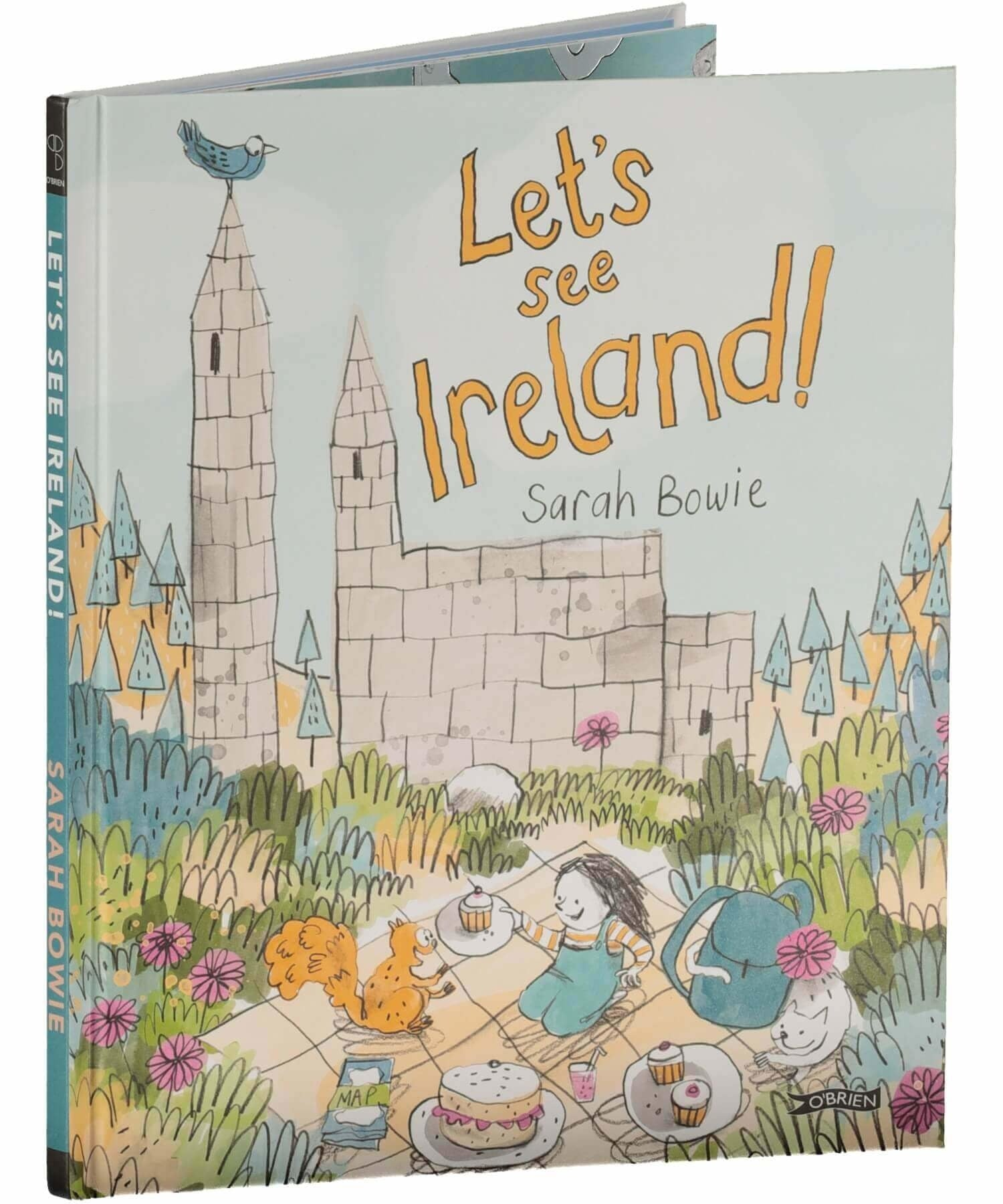 Let's see Ireland - [The O'Brien Press] - Books & Stationery - Irish Gifts