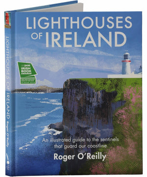 Lighthouses Of Ireland - [The Collins Press] - Books & Stationery - Irish Gifts