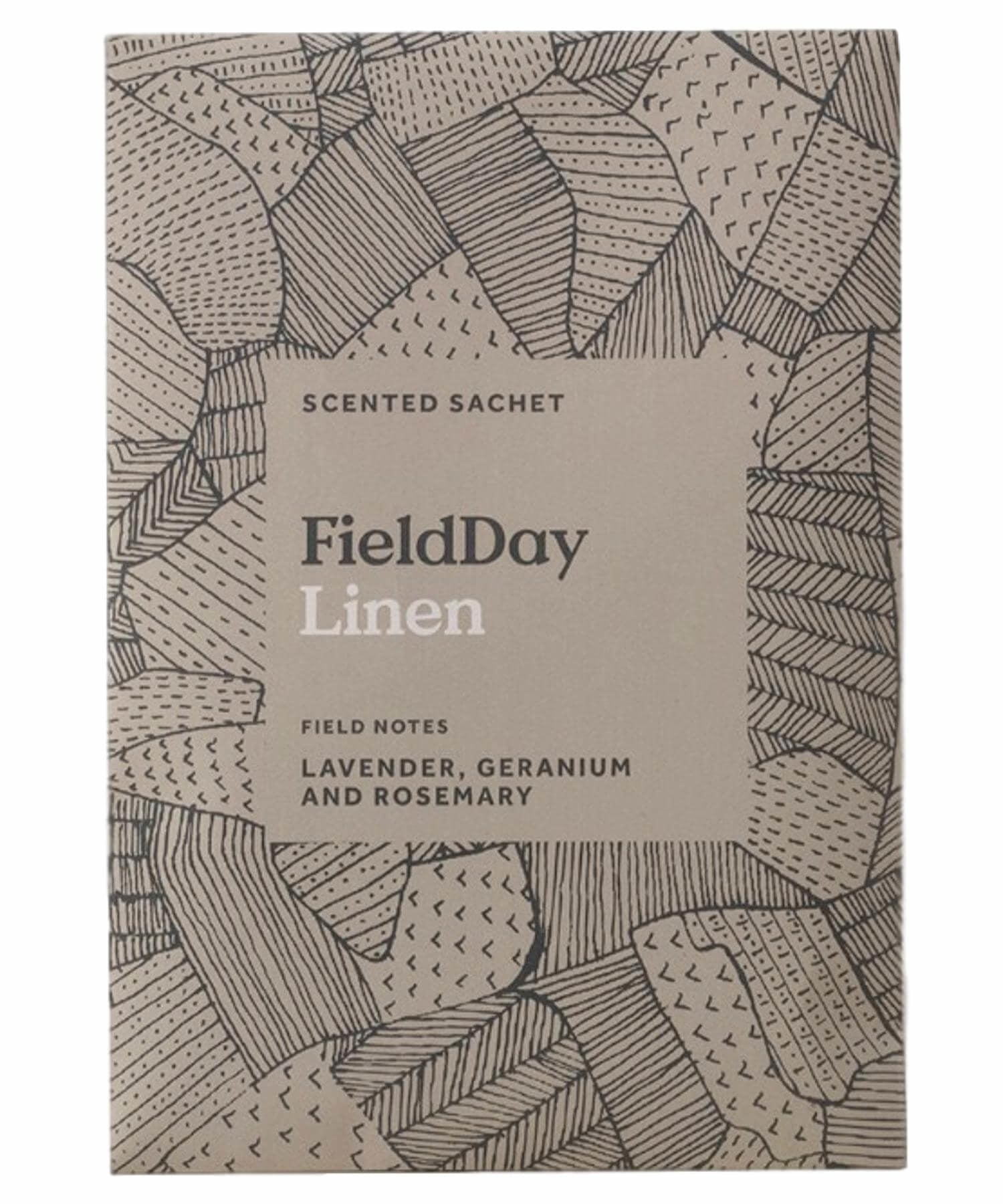 Linen Scented Sachet - [Field Day] - Home Fragrance - Irish Gifts