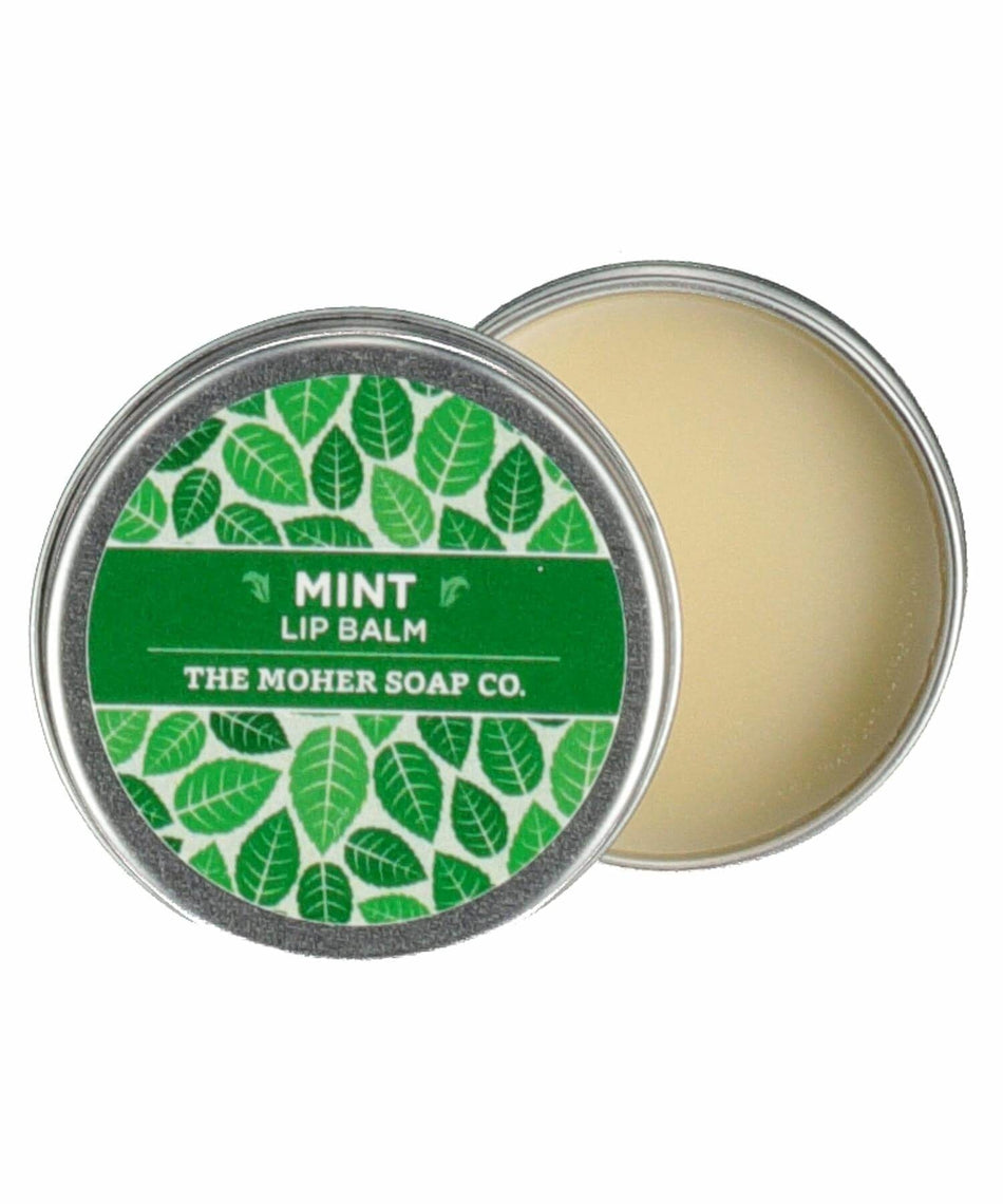 Lip Balm - Mint - [The Moher Soap Co.] - Skincare & Beauty - Irish Gifts