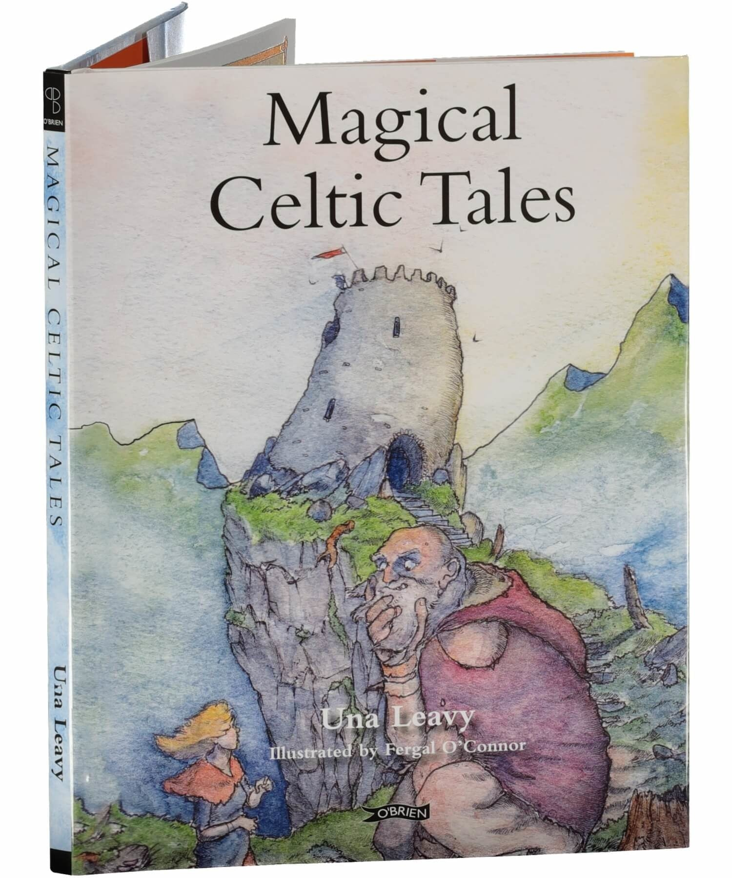 Magical Celtic Tales - [Gill & MacMillan] - Books & Stationery - Irish Gifts