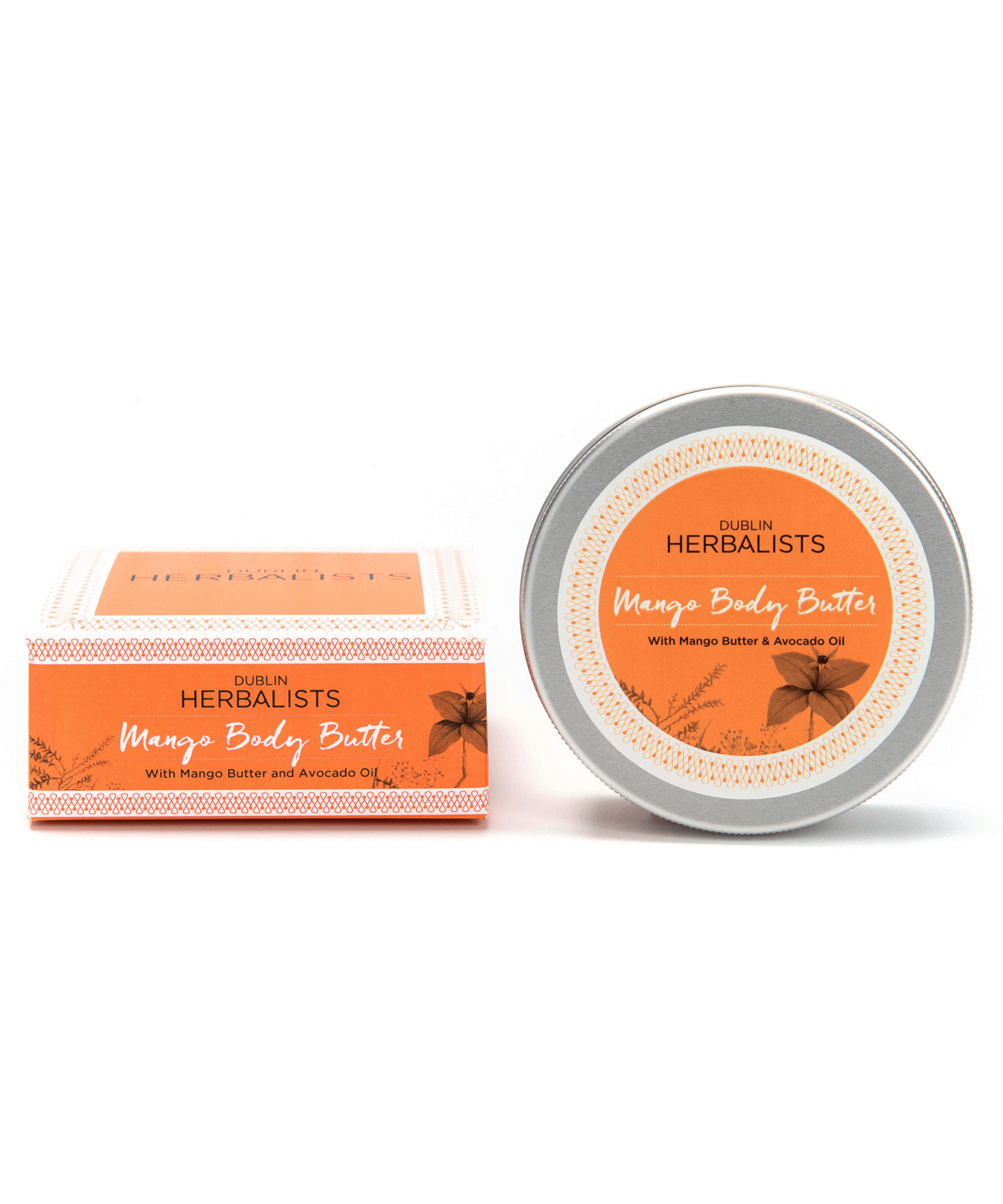 Mango Body Butter - [Dublin Herbalists] - Skincare & Beauty - Irish Gifts