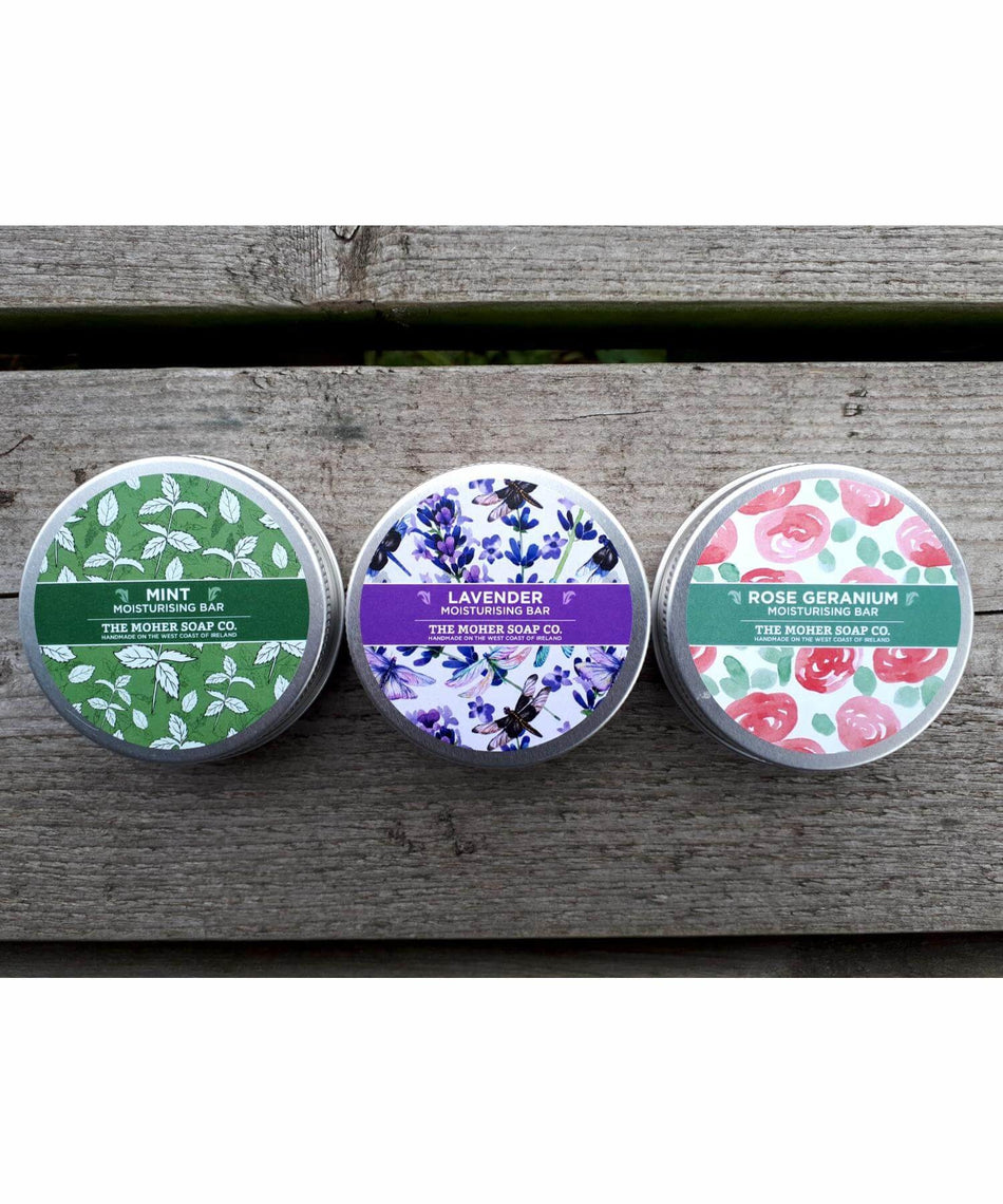 Moisturising Bar - Lavender - [The Moher Soap Co.] - Skincare & Beauty - Irish Gifts