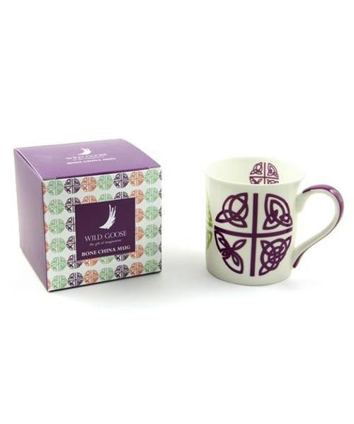 Mug - Celtic Love Cross Wild Goose Souvenir