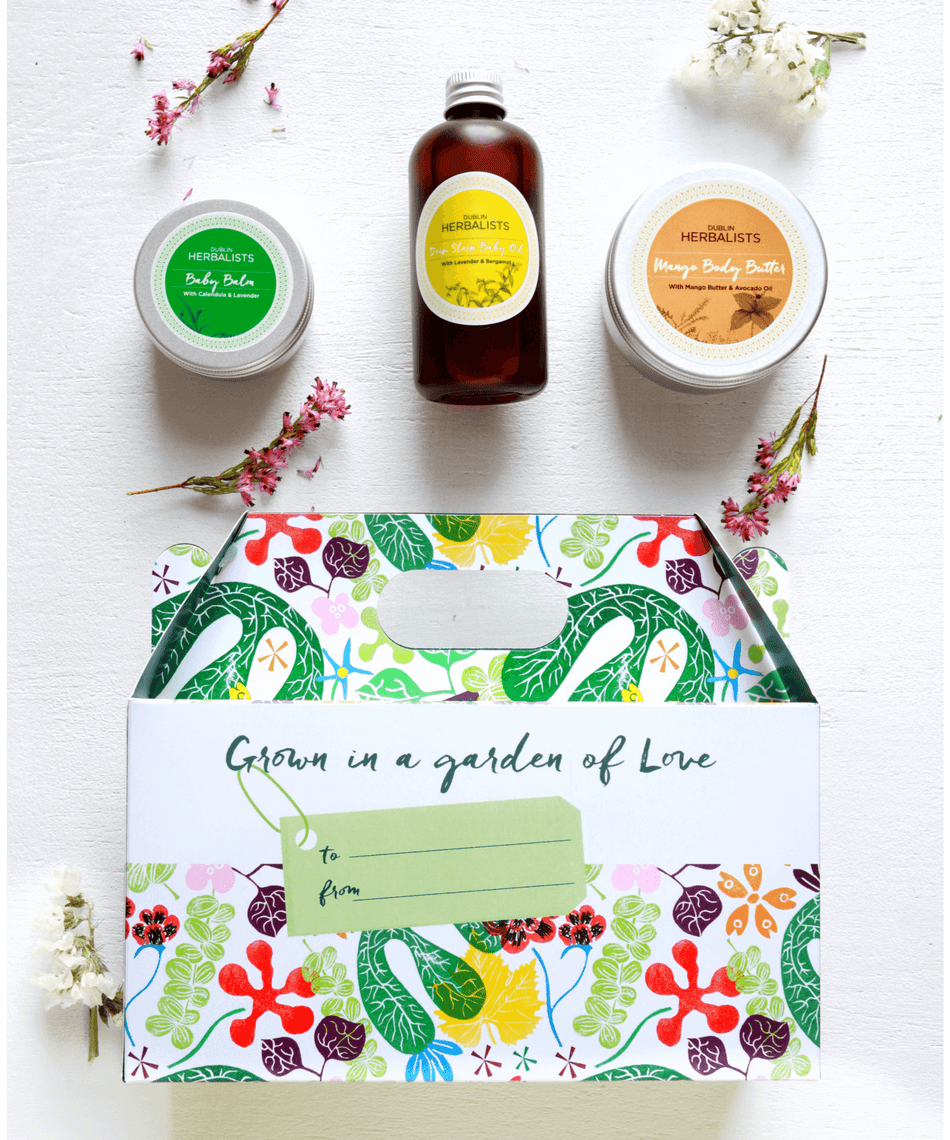 New Baby Collection - [Dublin Herbalists] - Skincare & Beauty - Irish Gifts