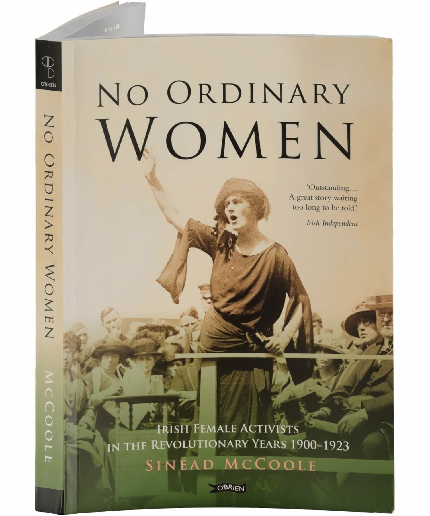 No Ordinary Women The OBrien Press Books