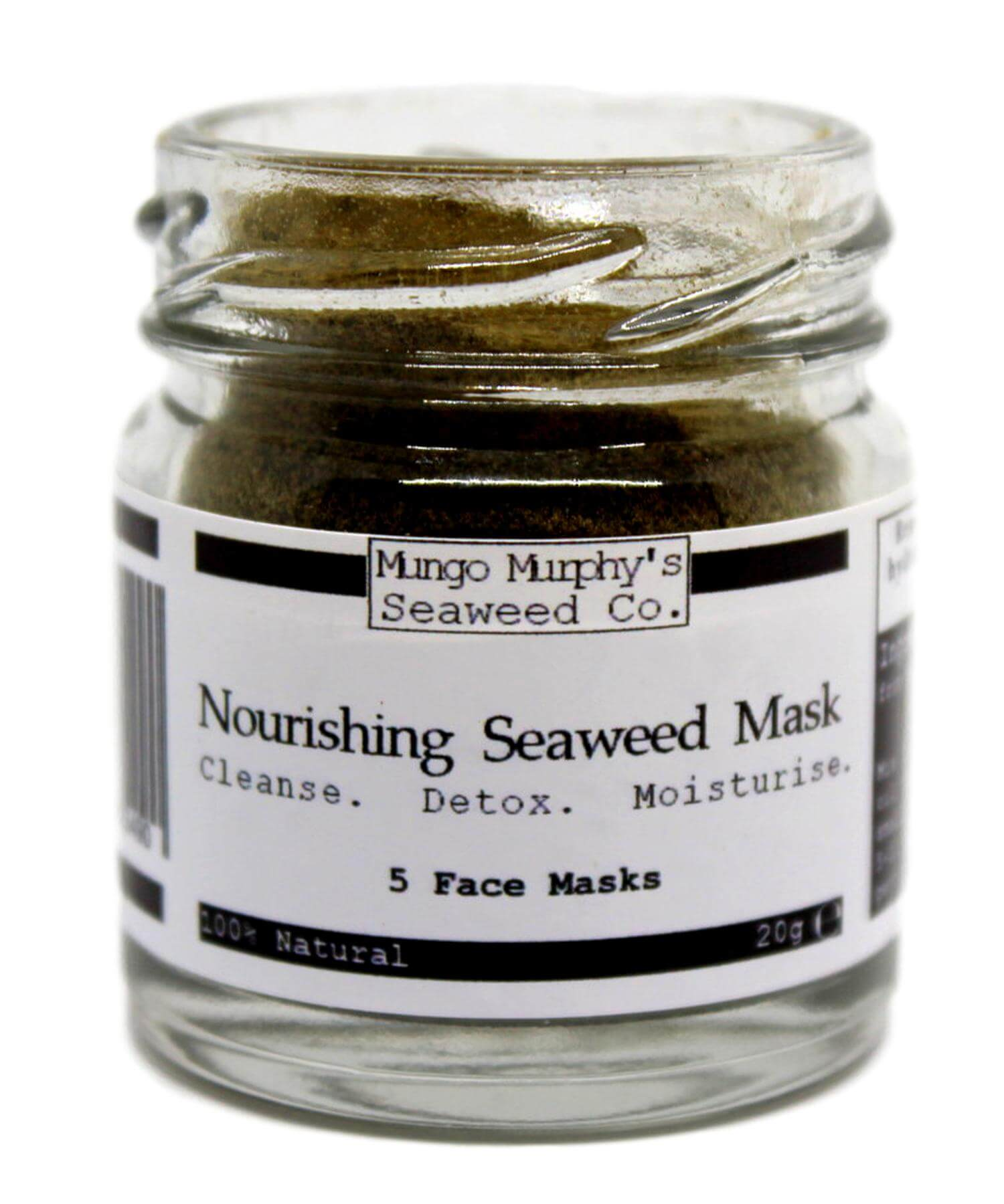 Nourishing Seaweed Mask - [Mungo Murphy's Seaweed Co.] - Skincare & Beauty - Irish Gifts