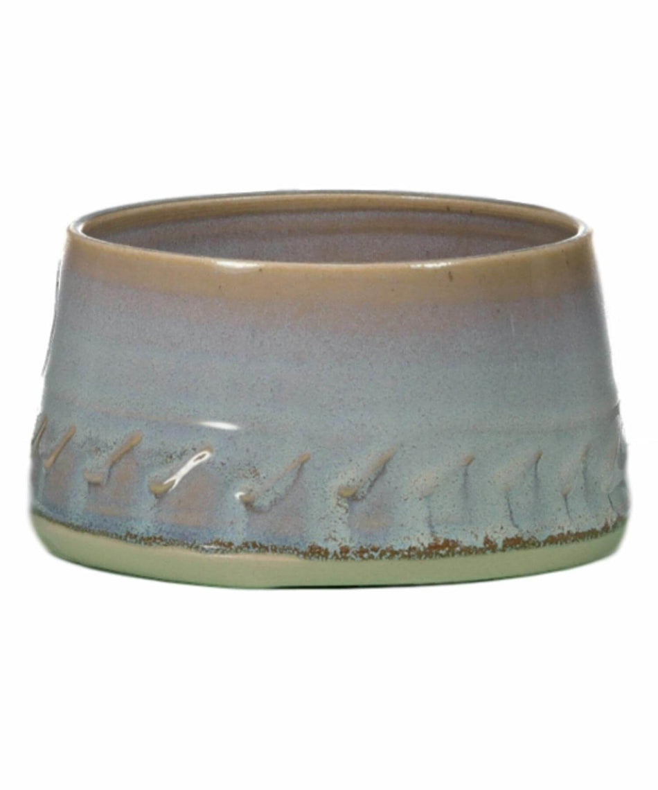 Oileán White - Sugar Bowl - [Castle Arch] - Pottery & Ceramics - Irish Gifts