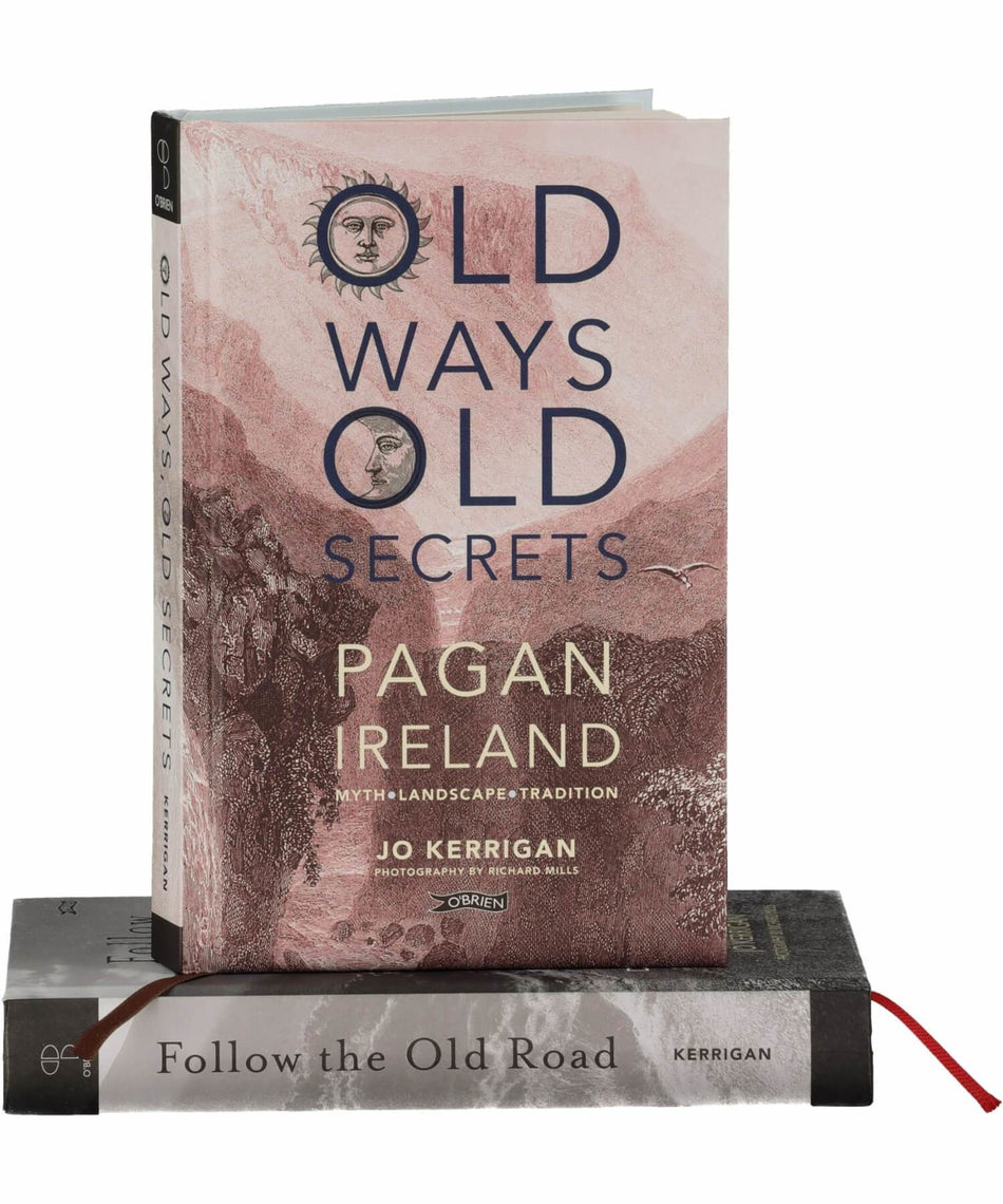 Follow The Old Road - [The O'Brien Press] - Books & Stationery - Irish Gifts