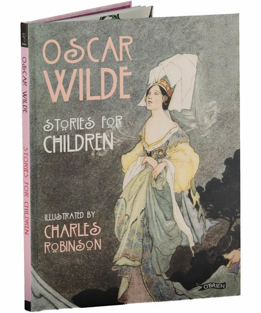 Oscar Wilde Stories for Children The OBrien Press Books