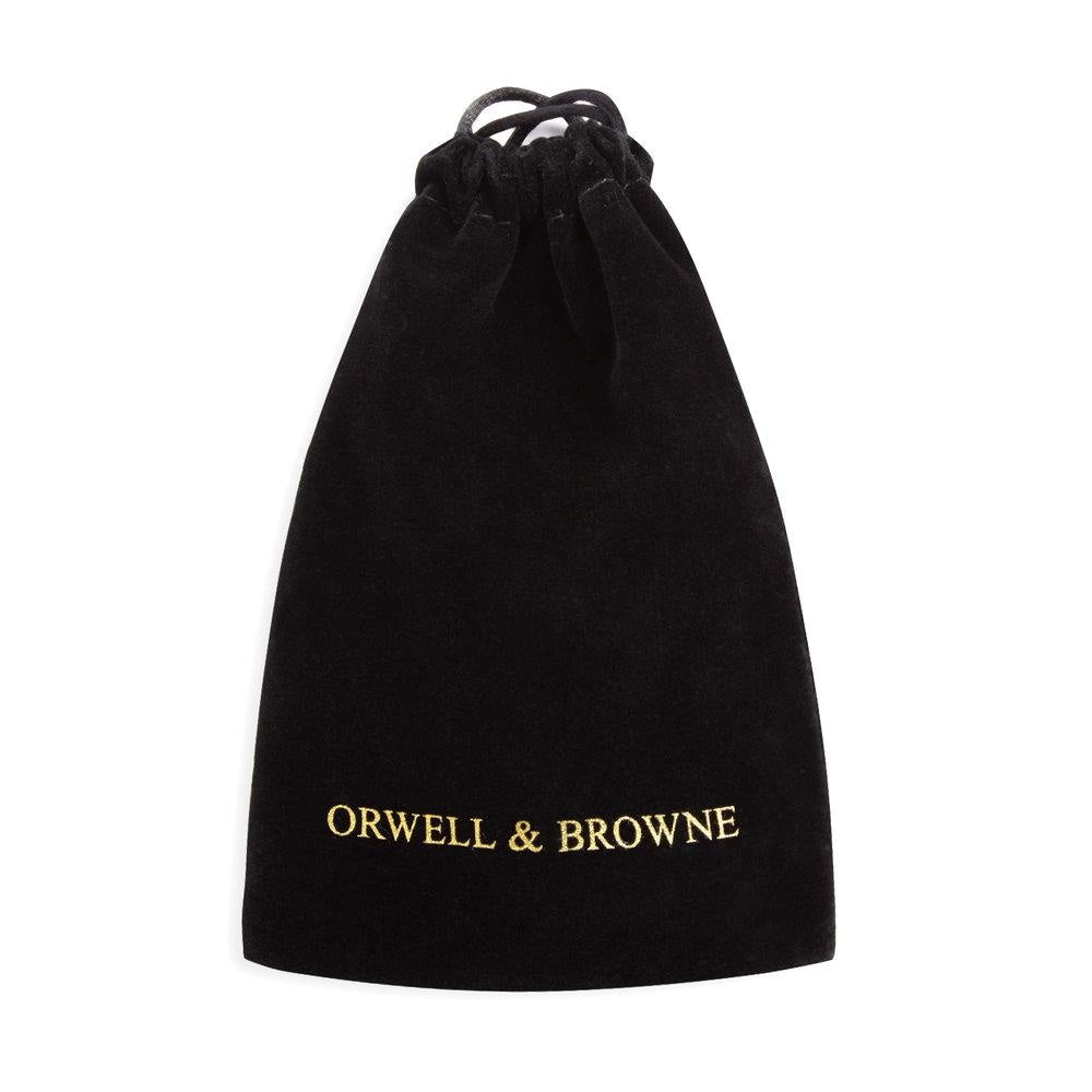 Donegal Tweed Tie - Pine - [Orwell & Browne] - Mens Accessories - Irish Gifts