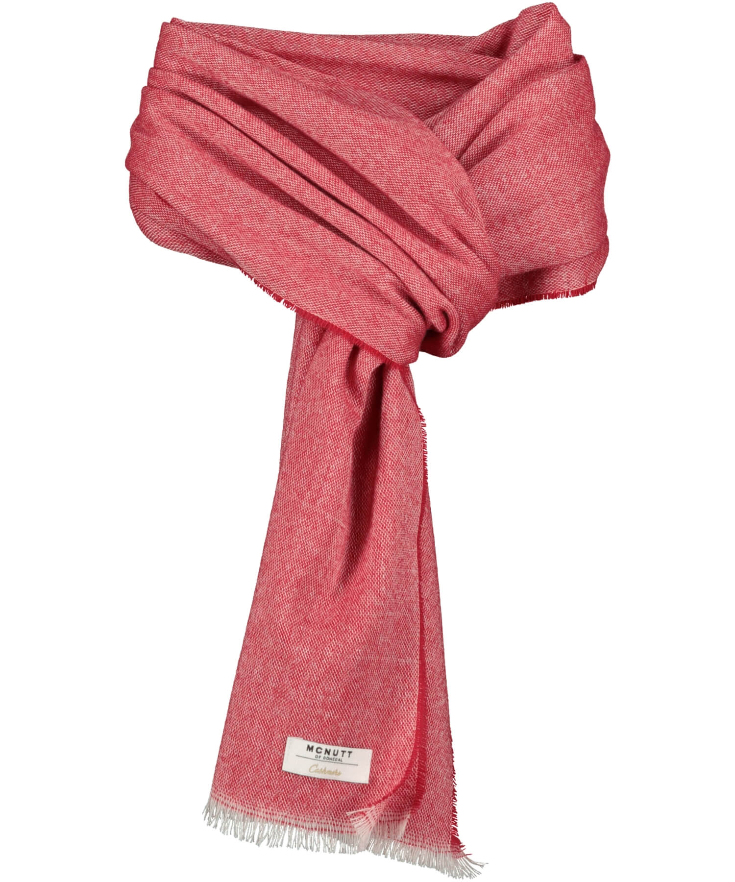 Paris Scarf - Fuchsia - [McNutts] - Ladies Scarves & Gloves - Irish Gifts