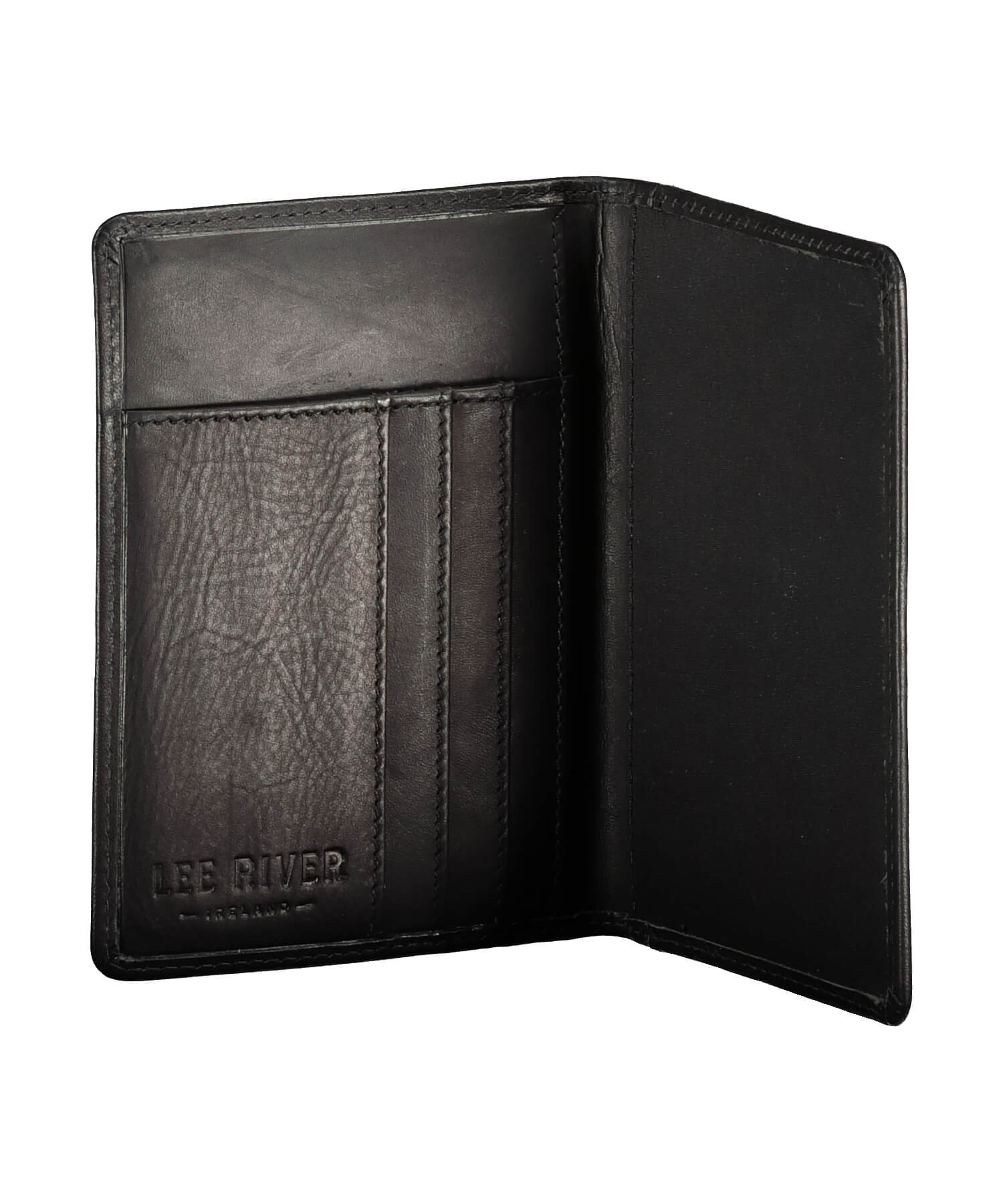 Passport Cover - Black - [Lee River] - Bags, Purses & Wallets - Irish Gifts