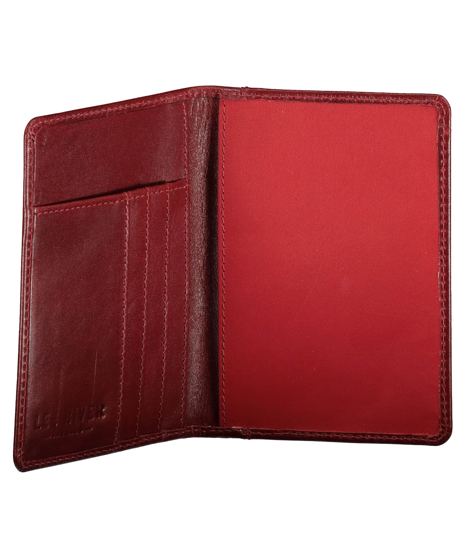 Passport Cover - Red - [Lee River] - Bags, Purses & Wallets - Irish Gifts