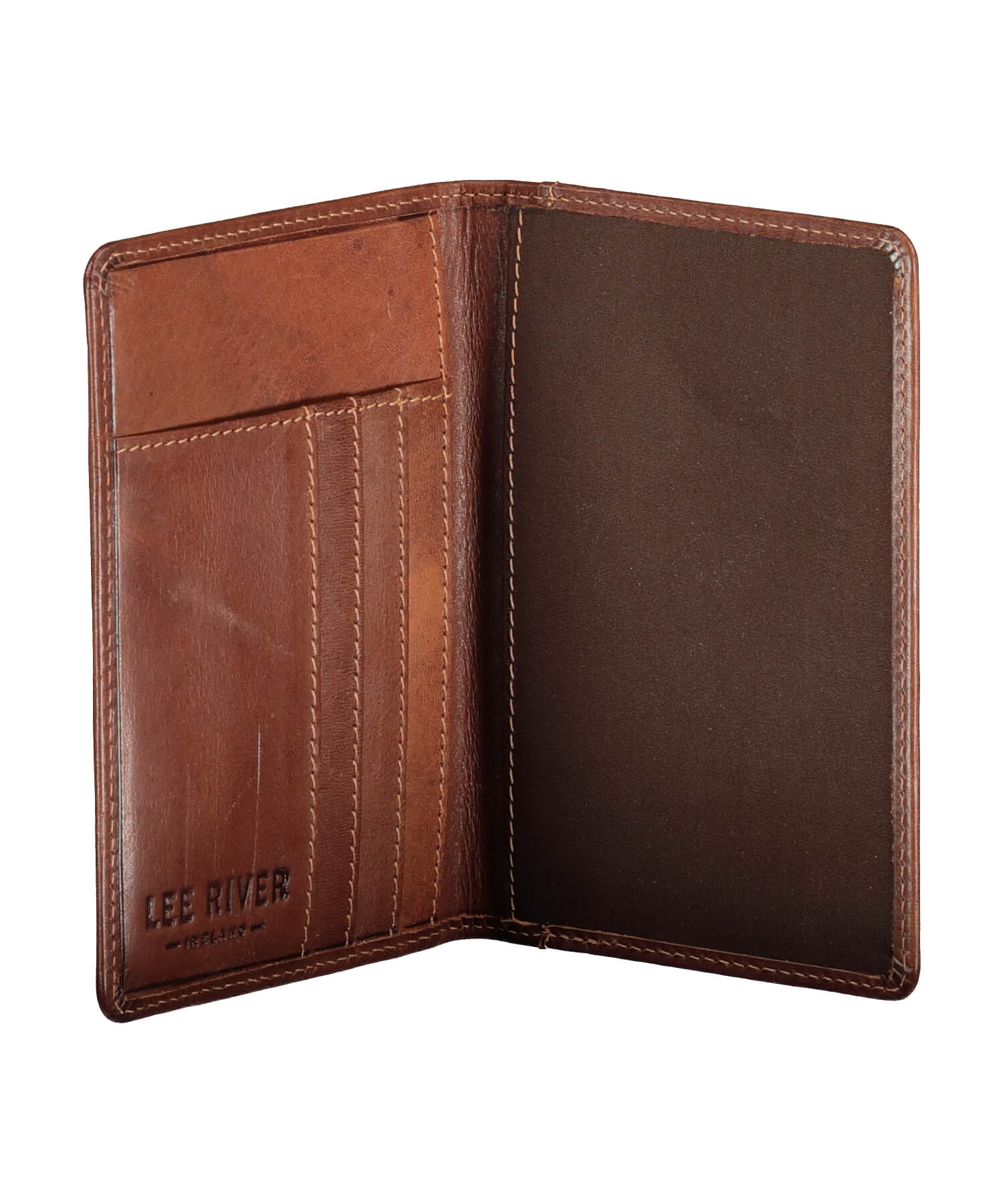 Passport Cover - Tan - [Lee River] - Bags, Purses & Wallets - Irish Gifts