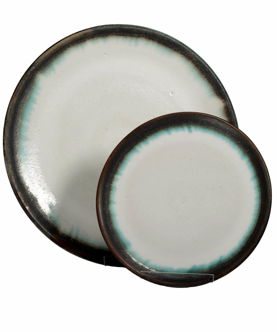 Dinner Plate - [Sliding Rock] - Pottery & Ceramics - Irish Gifts