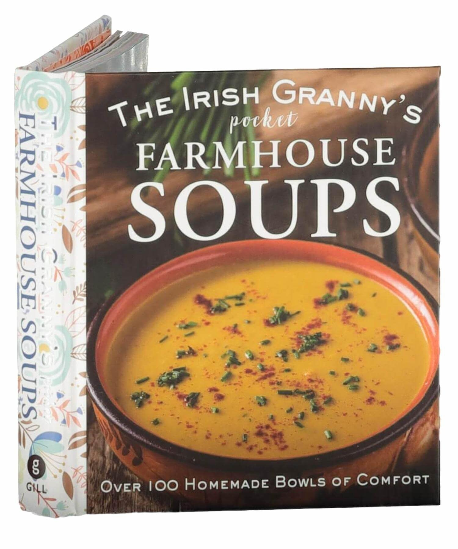 Pocket - Farmhouse Soups - [Gill & MacMillan] - Books & Stationery - Irish Gifts
