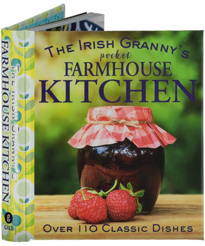 Pocket - Farmhouse Kitchen - [Gill & MacMillan] - Books & Stationery - Irish Gifts
