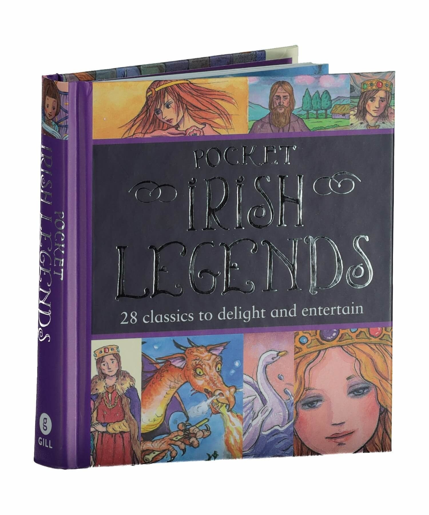 Pocket - Irish Legends - [Gill & MacMillan] - Books & Stationery - Irish Gifts