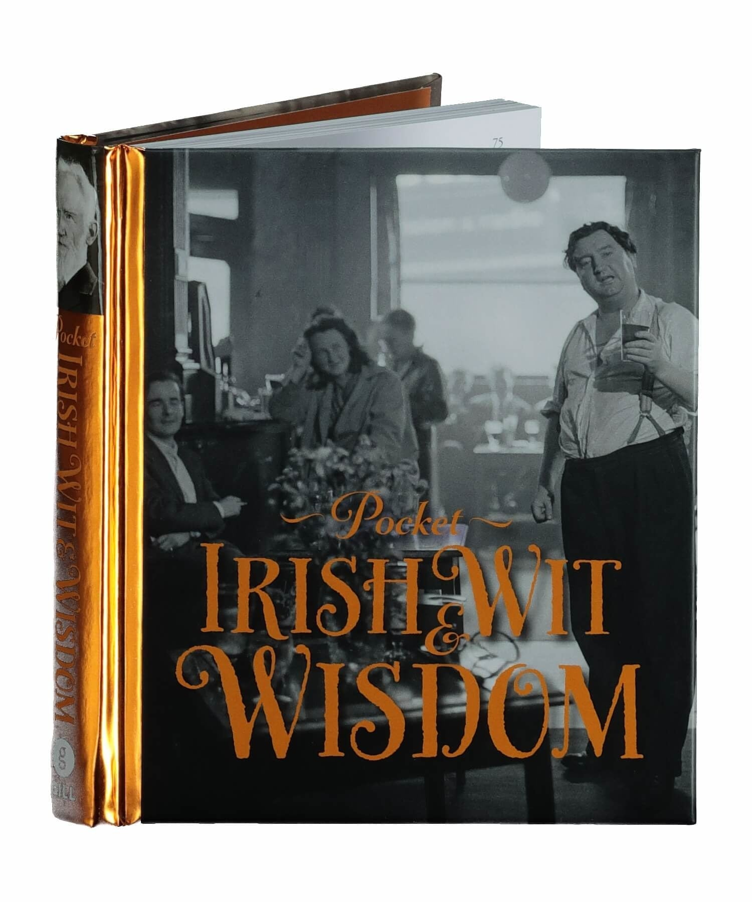 Pocket - Irish Wit & Wisdom - [Gill & MacMillan] - Books & Stationery - Irish Gifts