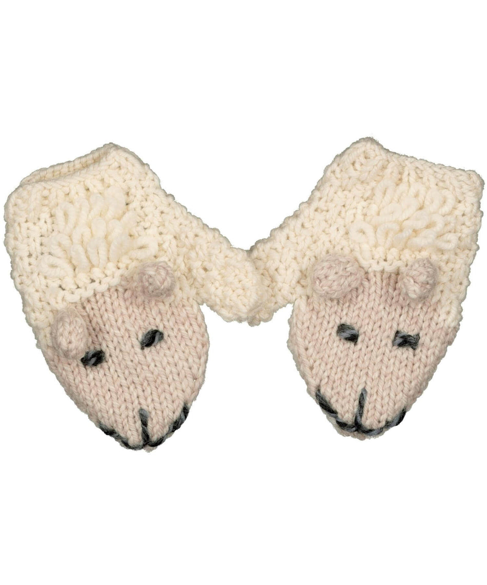 Baby Shepley Mittens - [Aran Woollen Mills] - Childrens Hats, Scarves & Gloves - Irish Gifts