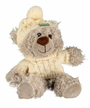 Paddy Bear (little) - [Aran Woollen Mills] - Children & Baby Gifts - Irish Gifts