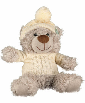 Paddy Bear (large) - [Aran Woollen Mills] - Children & Baby Gifts - Irish Gifts
