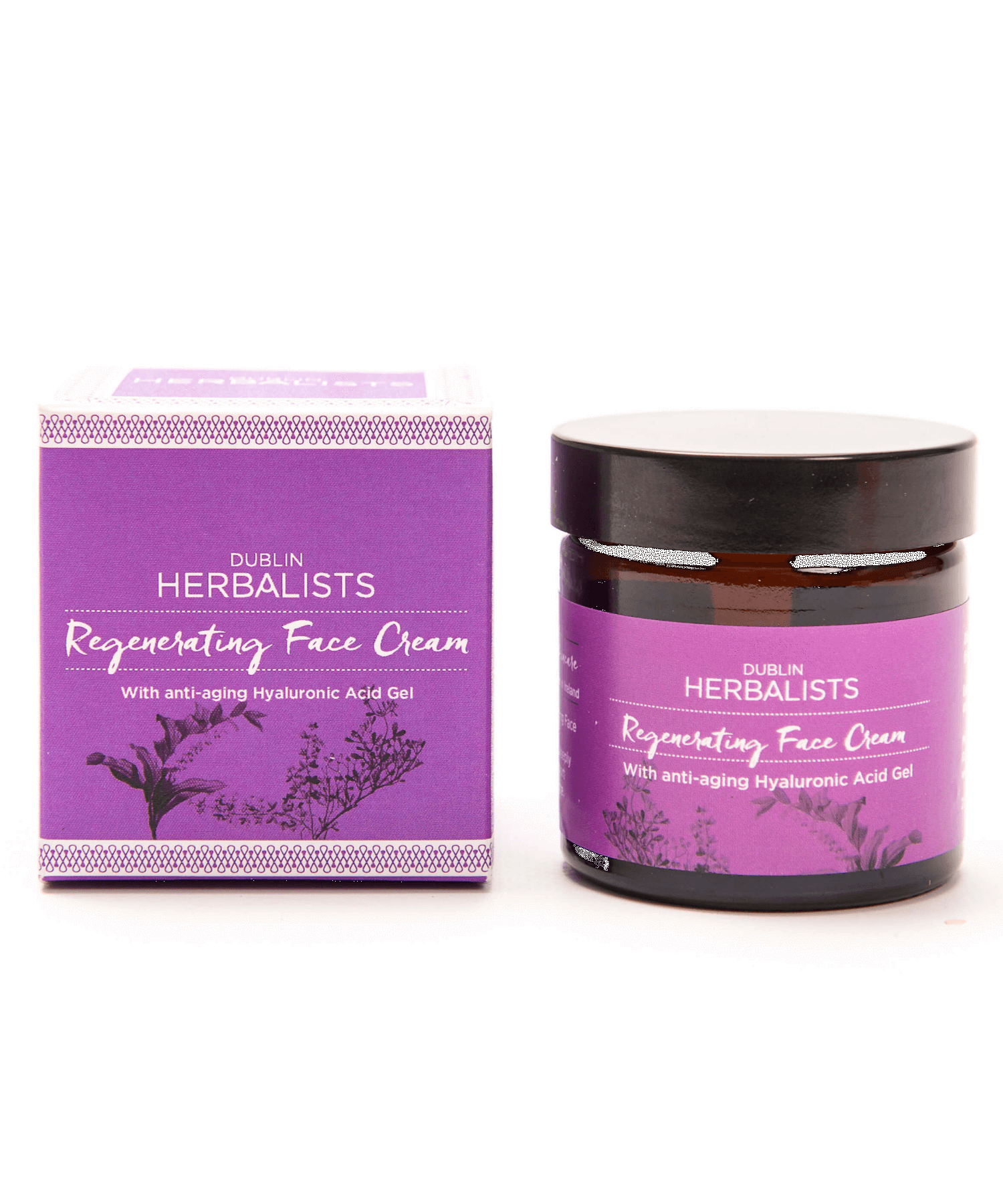 Regenerating Face Cream - [Dublin Herbalists] - Skincare & Beauty - Irish Gifts