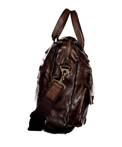 Rory Satchel - Brown - [Lee River] - Bags, Purses & Wallets - Irish Gifts