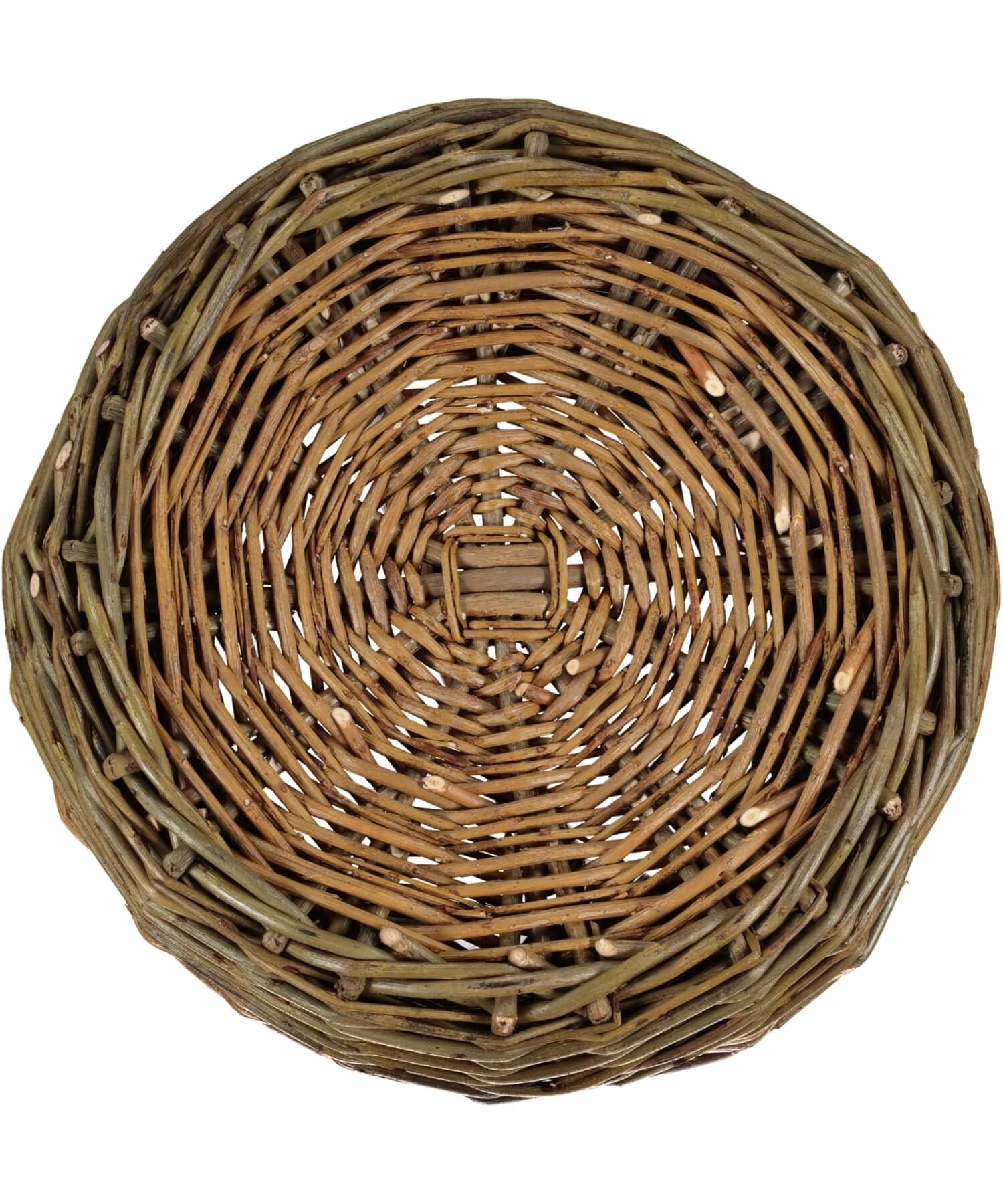 Aran Isle Kisheen Saille Baskets Wood & Slate