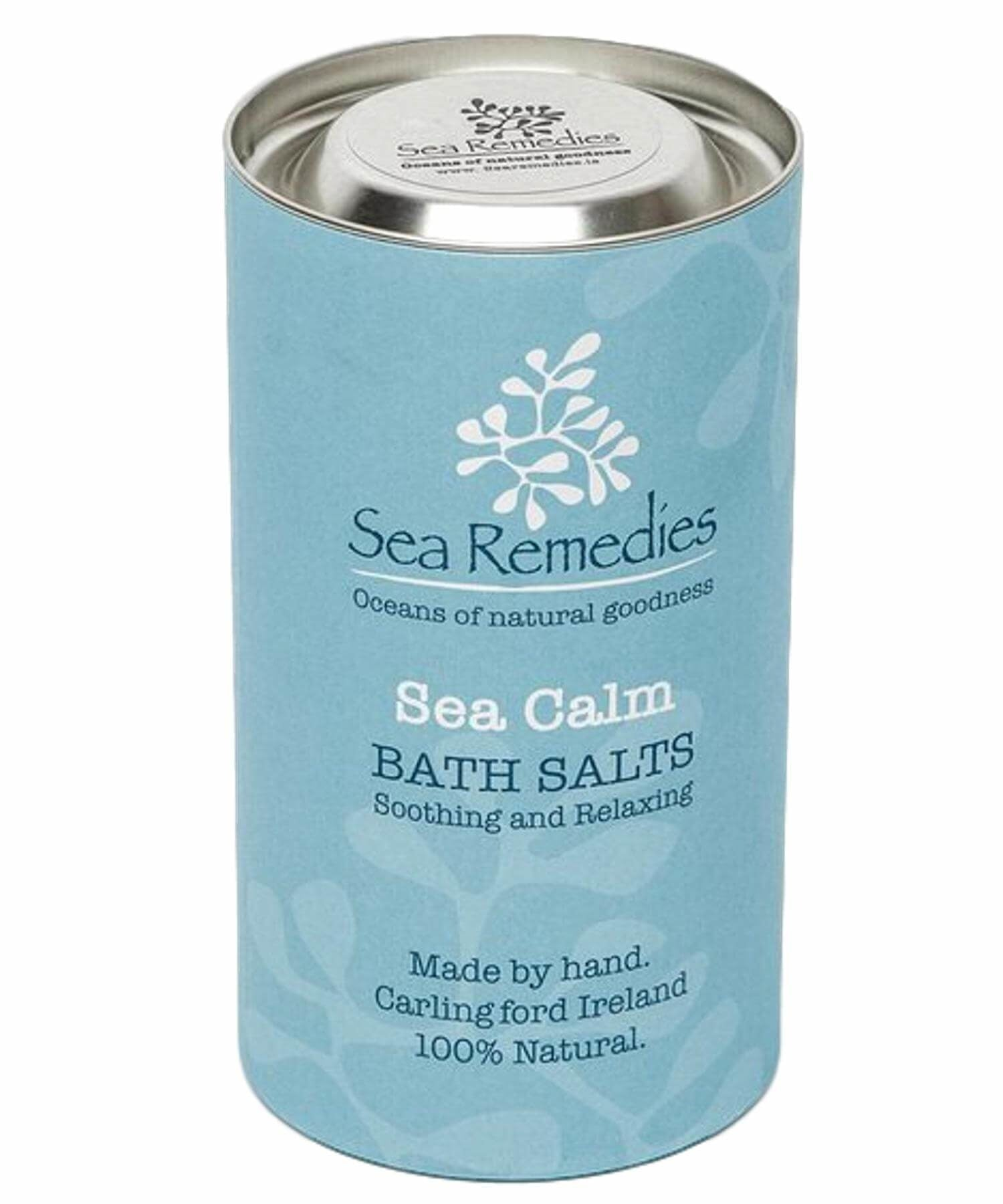 Bath Salts - Calm - [Sea Remedies] - Skincare & Beauty - Irish Gifts