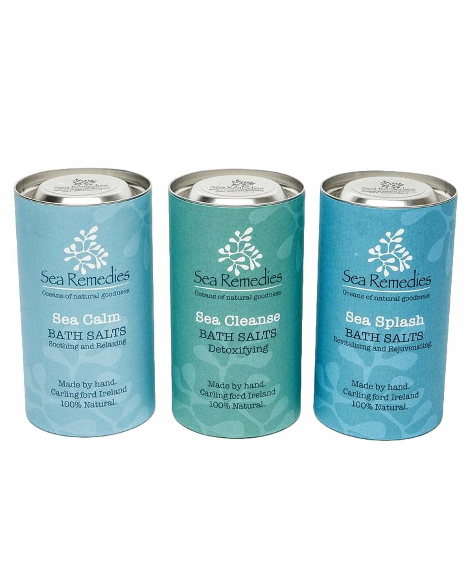 Bath Salts - Splash - [Sea Remedies] - Skincare & Beauty - Irish Gifts