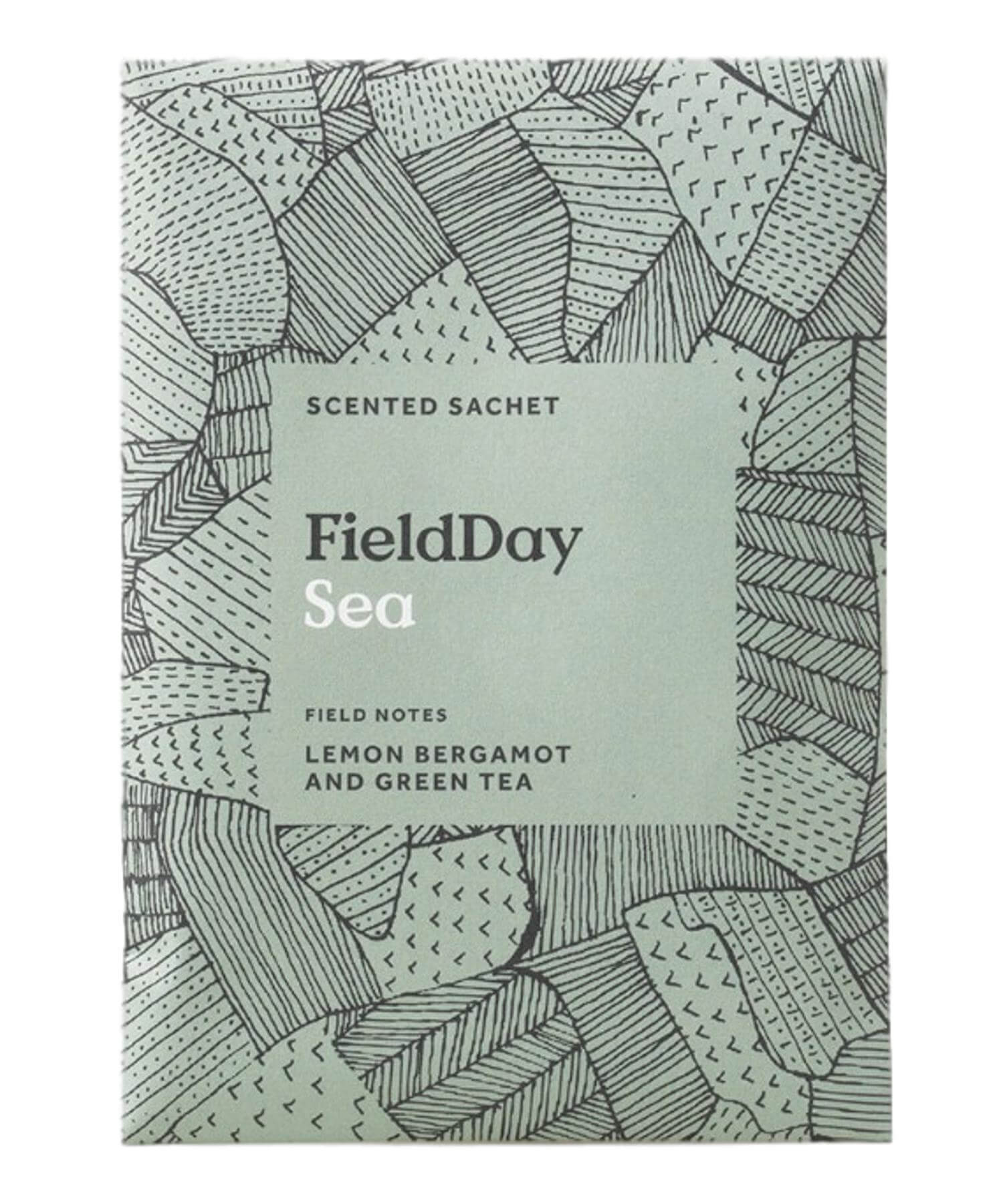 Sea Scented Sachet - [Field Day] - Home Fragrance - Irish Gifts