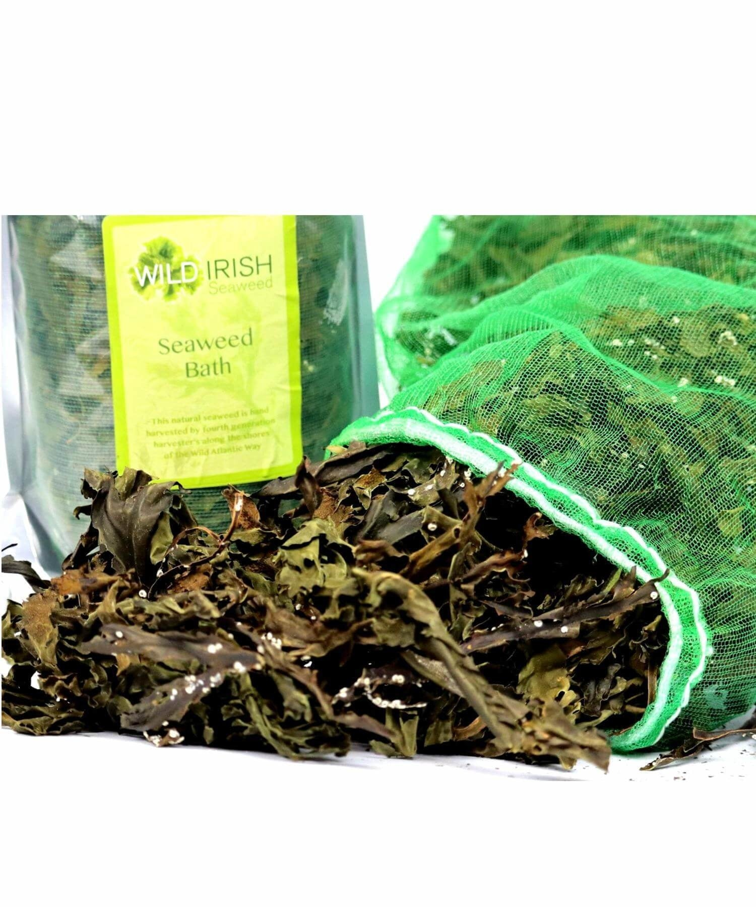 Irish Seaweed Bath - [Wild Irish Seaweed] - Skincare & Beauty - Irish Gifts