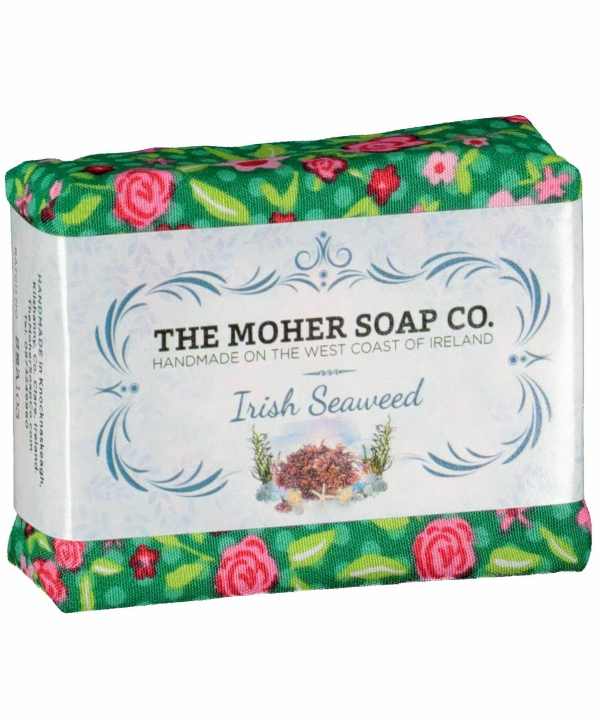 Soap Bar - Irish Seaweed - [The Moher Soap Co.] - Skincare & Beauty - Irish Gifts