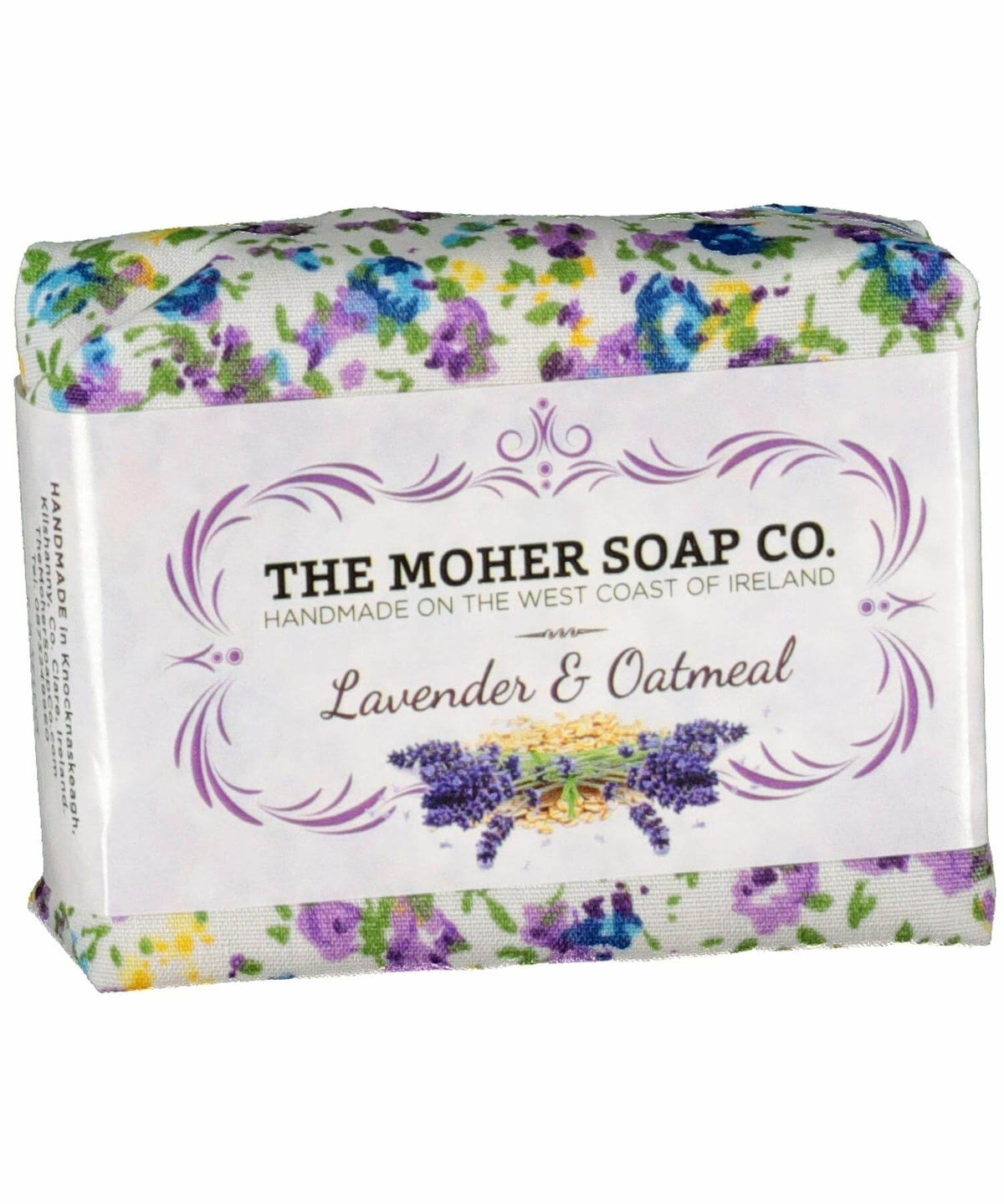 Soap Bar - Lavender & Oatmeal - [The Moher Soap Co.] - Skincare & Beauty - Irish Gifts