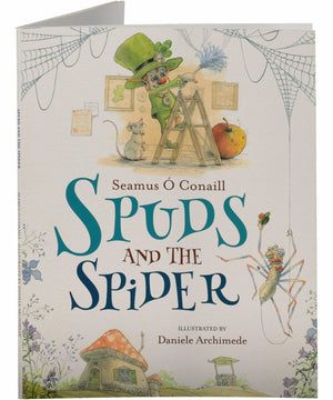 Spuds & The Spider - [Gill & MacMillan] - Books & Stationery - Irish Gifts