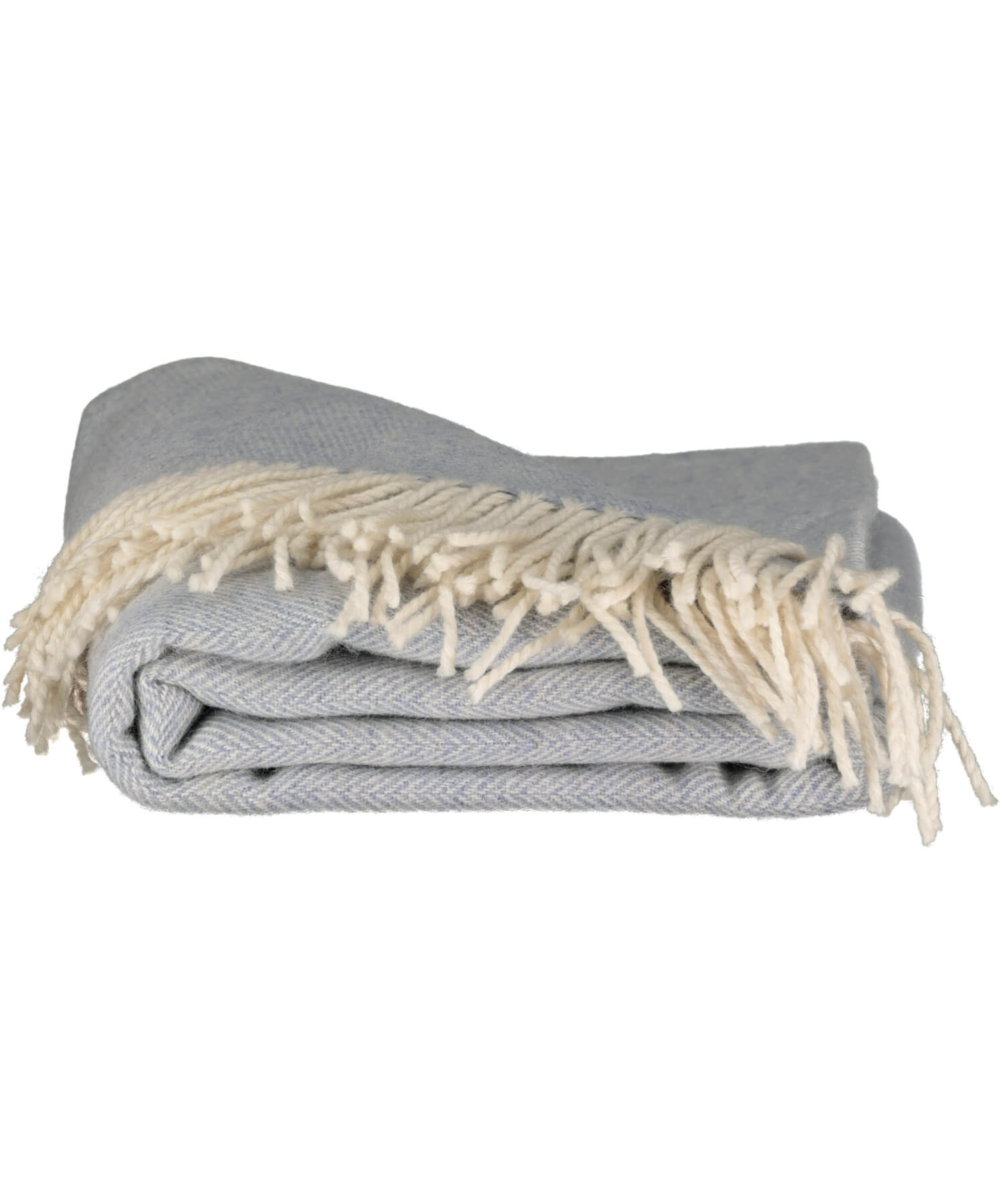 Supersoft Lambswool Throw - Smoke - [McNutts] - Throws & Cushions - Irish Gifts