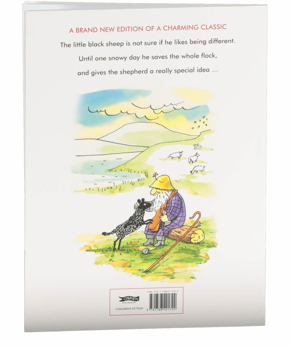 The Little Black Sheep of Connemara - [The O'Brien Press] - Books & Stationery - Irish Gifts