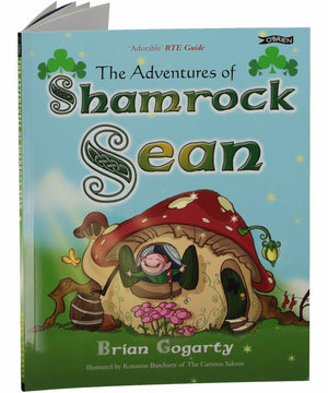 Adventures of Shamrock Sean - [The O'Brien Press] - Books & Stationery - Irish Gifts
