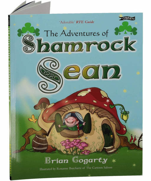Adventures of Shamrock Sean The OBrien Press Books