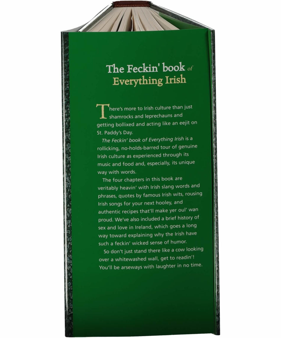 Feckin' Collection: Everything Irish - [The O'Brien Press] - Books & Stationery - Irish Gifts