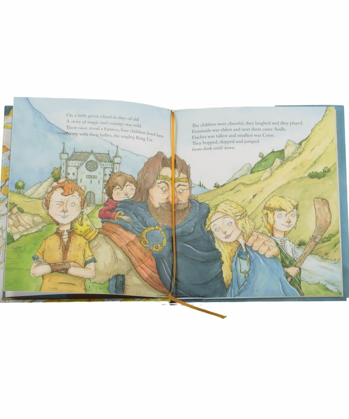 The Children of Lir - [The O'Brien Press] - Books & Stationery - Irish Gifts