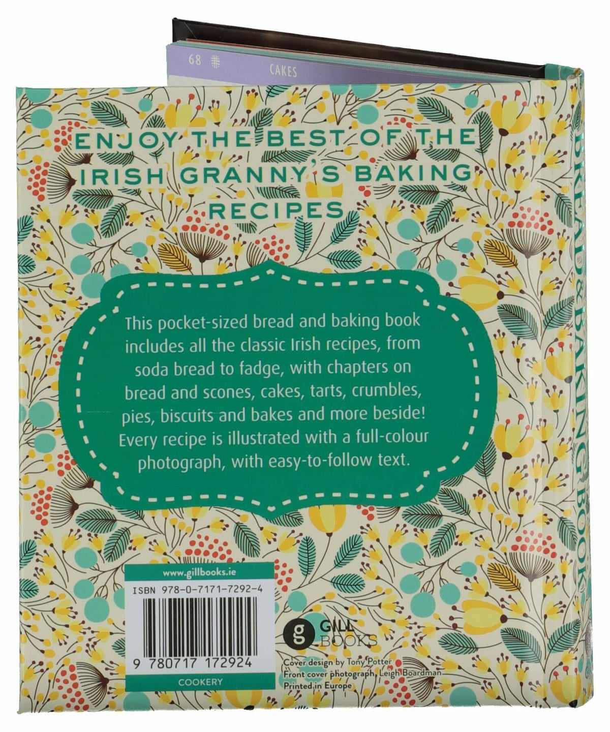 Pocket - Bread & Baking - [Gill & MacMillan] - Books & Stationery - Irish Gifts