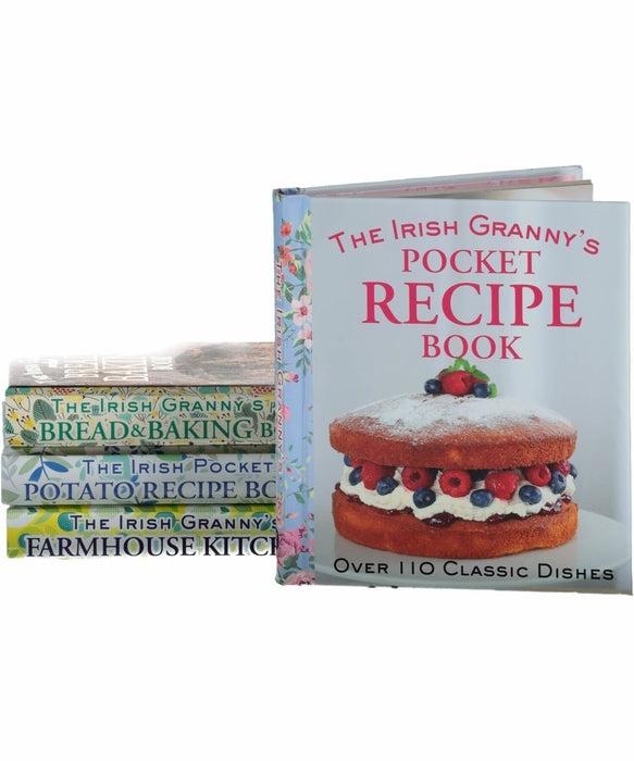Pocket - Grannys Recipe Book Gill & MacMillan Books