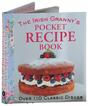 Pocket - Granny's Recipe Book - [Gill & MacMillan] - Books & Stationery - Irish Gifts