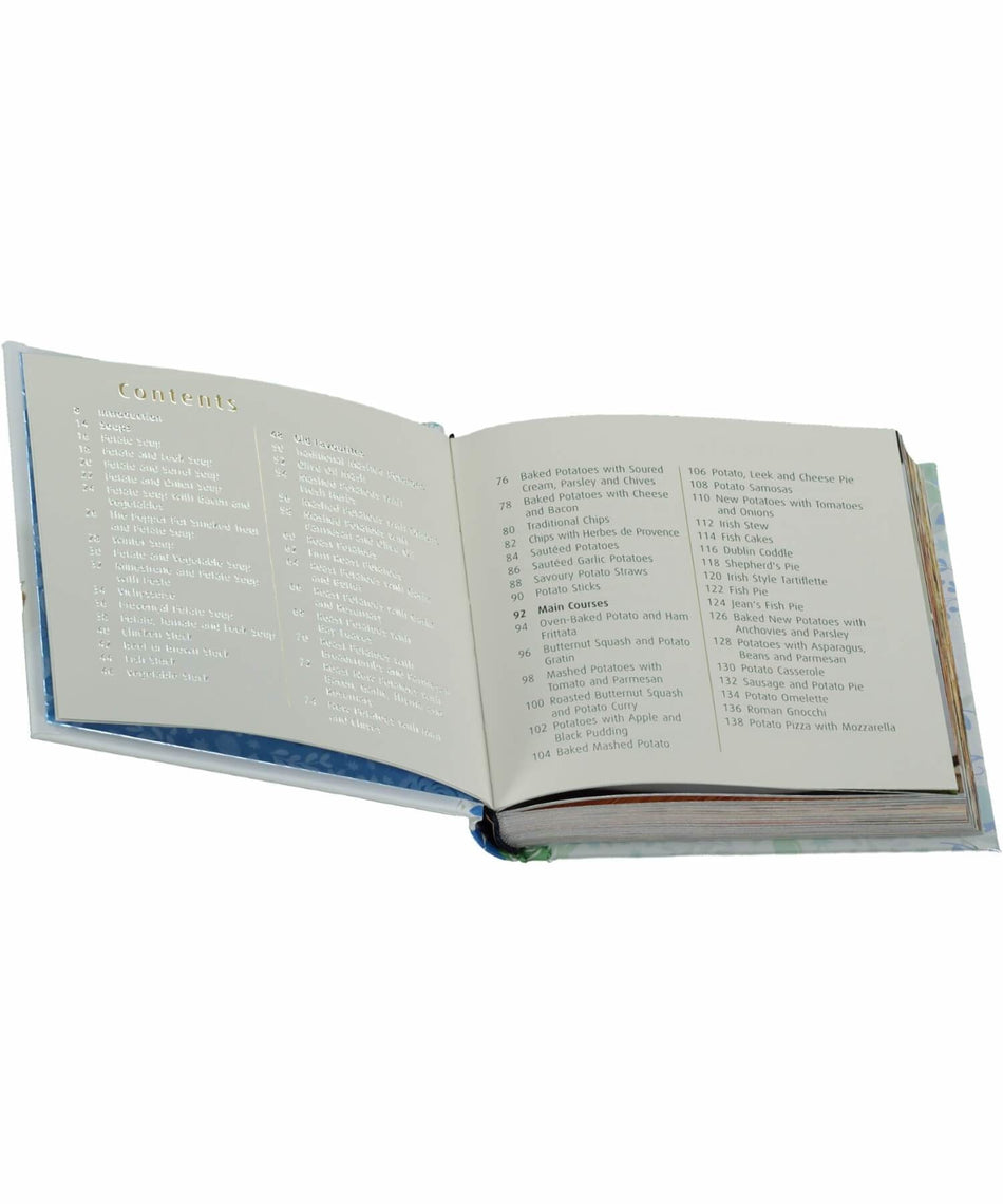 Pocket - Potato Recipe Book - [Gill & MacMillan] - Books & Stationery - Irish Gifts