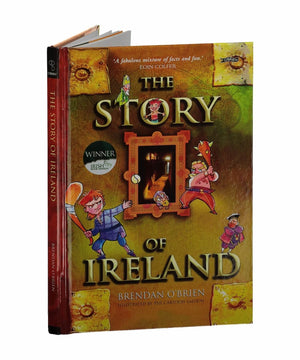 The Story of Ireland - [The O'Brien Press] - Books & Stationery - Irish Gifts